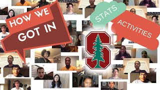 Download I ASKED 19 STANFORD ADMITS HOW THEY GOT IN - STATS/ACTIVITIES Video