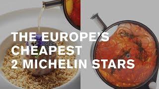 Download French Gordon Ramsay: 2 Michelin stars tasting menu from Jean Yves Schillinger [2019] Video