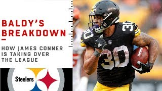 Download How James Conner is Taking Over the League | NFL Film Review Video