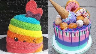 Download Best Satisfying Cake Decorating Compilation #124 💛 Most Amazing Cakes Styles & Ideas 2018 Video