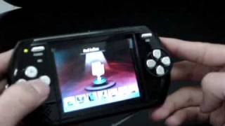 Download PSP style mp3 mp4 media game player china manufacturer Video