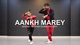 Download AANKH MAREY | SIMMBA | Ranveer Singh, Sara Ali khan | Deepak Tulsyan Choreography | Bollywood Dance Video