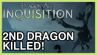 Download 2nd Dragon Killed!!! Livestream Highlight - Northern Hunter - Dragon Age Inquisition Video