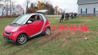 Download HUMANS vs SMART CAR Challenge!! Video