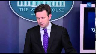 Download White House Dodges Questions on If They Are Considering Sanctions on Israel Video