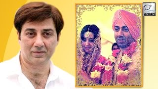 Download Why Sunny Deol's Marriage Was Not EXPOSED To Media? REVEALED Video