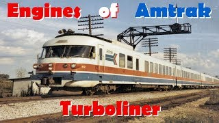 Download Engines of Amtrak - Turboliner Video