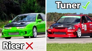 Download 6 Differences Between Ricers Vs Tuners!! Video