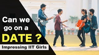 Download Impressing IIT Girls with Creative Song and Guitar | IIT Roorkee | Shape of You Parody Video