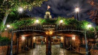Download [4k] Pirates of the Caribbean ride (Amazing Low Light) Disneyland park Ride Through POV Video