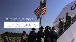 Download Fighting for our Veterans Video