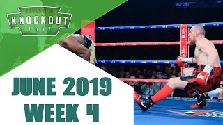 Download Boxing Knockouts | June 2019 Week 4 Video