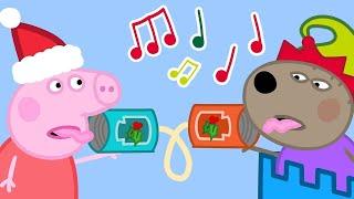 Download Kids Videos 🎄 Sharing is Caring 🎄 Peppa Pig Christmas | New Peppa Pig Video
