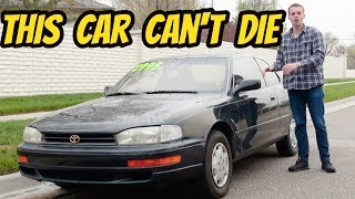 Download Here's Why the 90's Toyota Camry Live Forever Video
