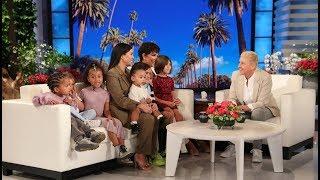 Download Kourtney Kardashian Reveals Kim's Baby Bombshell to Kris Jenner Video