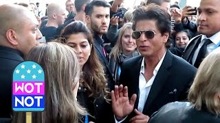 Download TED 2017 - Bollywood Actor Shah Rukh Khan CHAOS As He Is Mobbed In Canada! Video