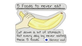 Download 5 foods to never eat Video