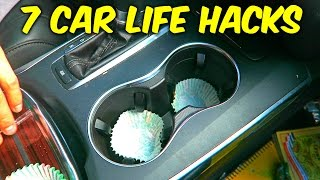 Download 7 Easy Car Life Hacks Video
