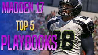 Download Madden 17 Tips - Top 5 Playbooks (Offense + Defense for MUT) Video