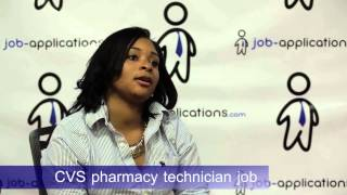 Download CVS Interview - Pharmacy Technician Video