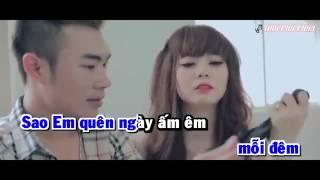 Download Đêm Nay Ai Khóc Cho Anh Karaoke - Lương Gia Hùng Video