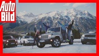 Download Jeep Adventure Days Aktion: Ab in die Berge Video
