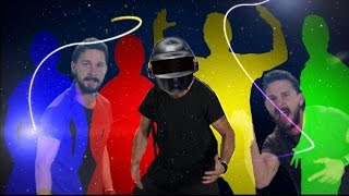 Download Daft Labeouf - Harder, Better, Faster, Do it Video