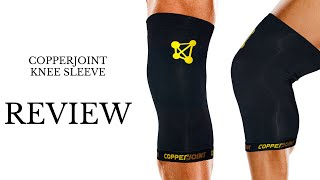 Download Copperjoint Knee Sleeve Review Video