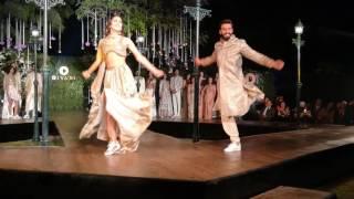 Download Ranveer Singh & Vaani Kapoor's dance party at Diva'ni show! Video