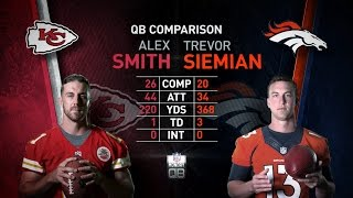 Download NFL Monday QB: Alex Smith vs. Trevor Siemian Video