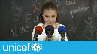Download These children face the reality of growing up online I UNICEF Video