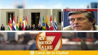 Download Bolsonaro en Argentina: el ex embajador Juan Pablo Lohlé con Hoy Nos Toca a las Siete Video