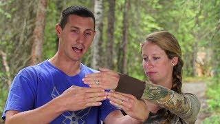 Download Glacier River Cabin Video