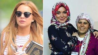Download Did Lindsay Lohan Convert To Islam? Video