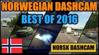 Download NORWAY DASHCAM COMPILATION - BEST OF 2016 Video
