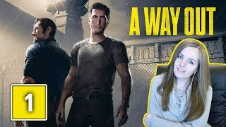 Download WELCOME TO PRISON!   A Way Out Gameplay Walkthrough Part 1 - With Steejo Video