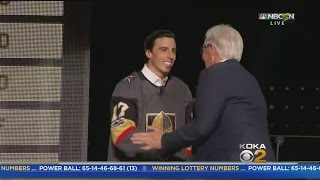 Download Marc-Andre Fleury Now A Member Of The Vegas Golden Knights Video