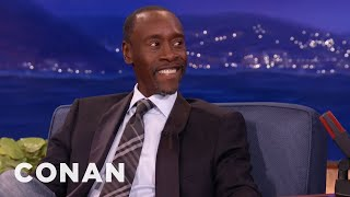 Download Don Cheadle: My ″Iron Man″ Suit Is Racist Video