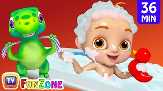 Download Babies Bath Song and Many More 3D Nursery Rhymes & Songs for Babies   ChuChu TV Video