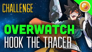 Download Overwatch Challenge ″Hook the Tracer″ - Custom Game Funny Moments Video