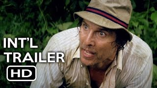 Download Gold Official International Trailer #1 (2016) Matthew McConaughey Drama Movie HD Video