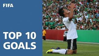 Download Top 10 Goals: FIFA U-17 World Cup Mexico 2011 Video