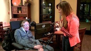Download A Brief Interview with Stephen Hawking Video