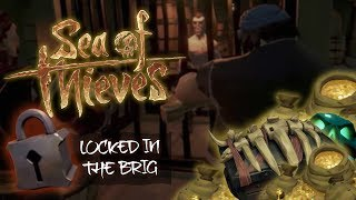 Download I SPENT AN HOUR IN THE BRIG?! - Sea of Thieves Video
