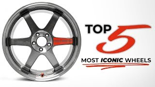 Download Top 5 Most Iconic Aftermarket Wheels Video