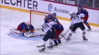 Download Ilya Berestennikov first KHL goal Video