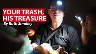 Download Your Trash, His Treasure: Dumpster Diving | CNA Insider Video