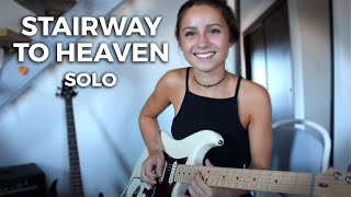 Download Stairway to heaven Solo (Cover by Chloé) Video