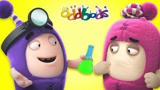 Download ODD ANATOMY   Cartoons For Children   The Oddbods Show Video