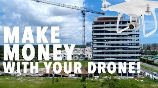 Download Drone Jobs GET PAID WITH YOUR DRONE! Video